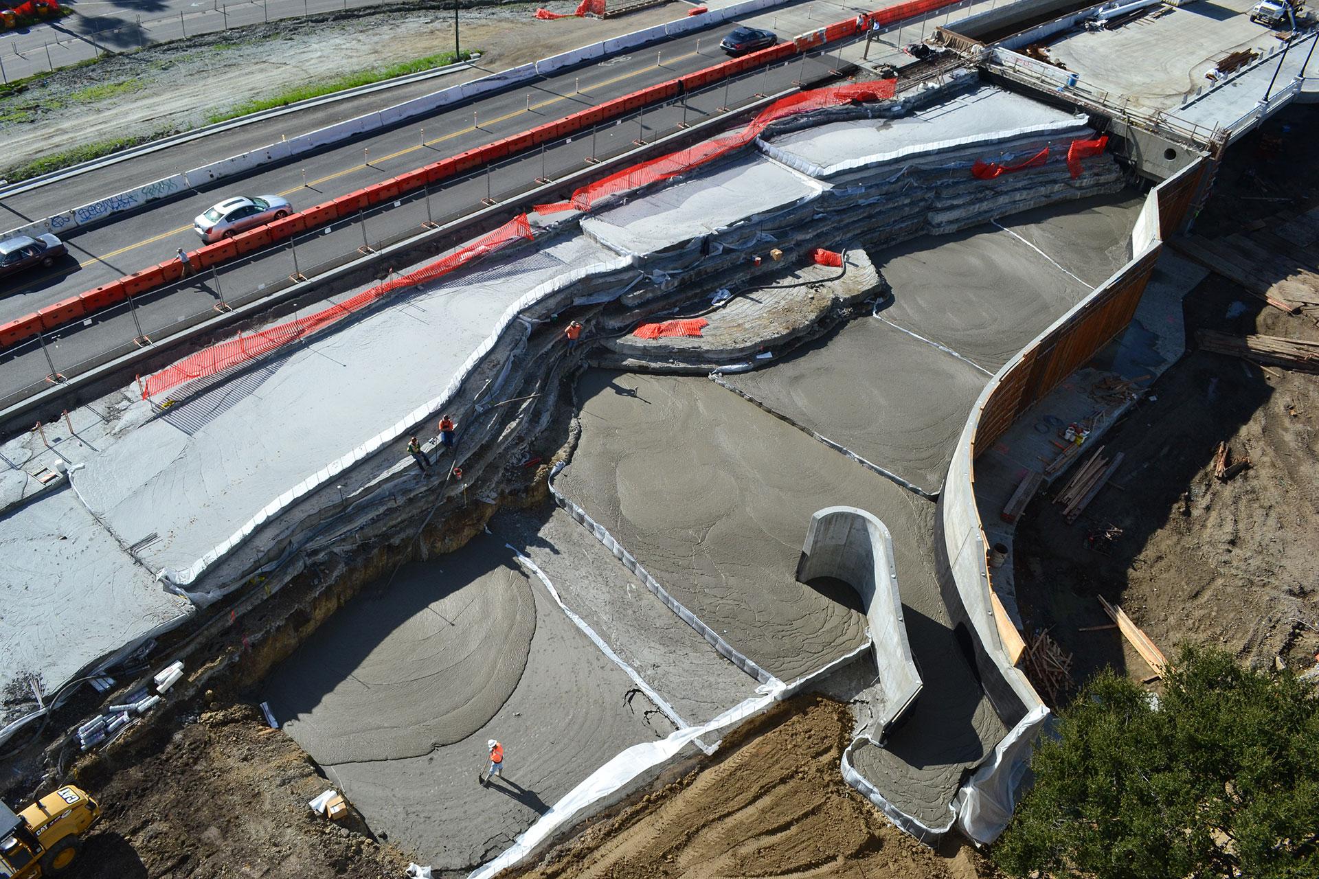 Low Density Fill Concrete : Canada cellular concrete contractor services
